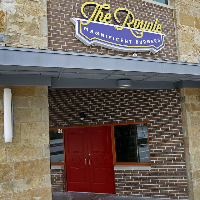 The Royale Magnificent Burgers