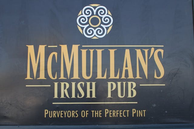 McMullan's Irish Pub