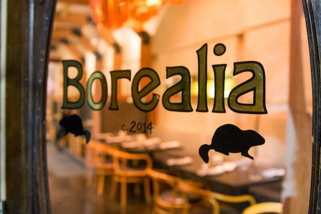 Boralia