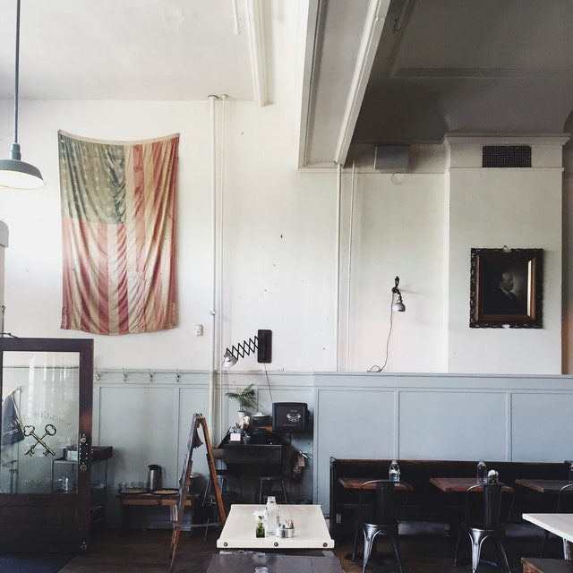 Oddfellows Cafe+Bar