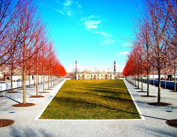 Franklin D. Roosevelt Four Freedoms Park