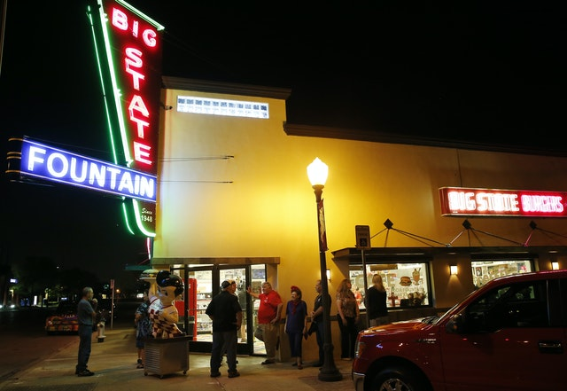 Big State Fountain Grill