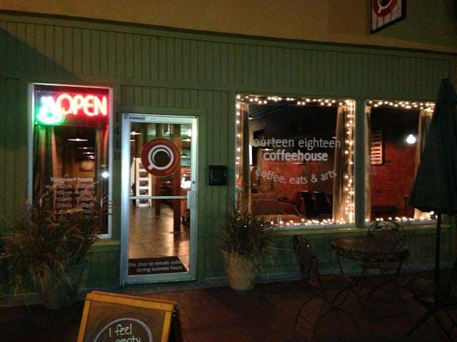 Fourteen Eighteen Coffeehouse