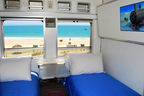 Santos Express Train Lodge