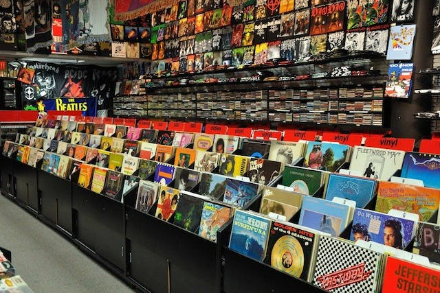 Record Alley