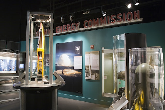 The National Atomic Testing Museum