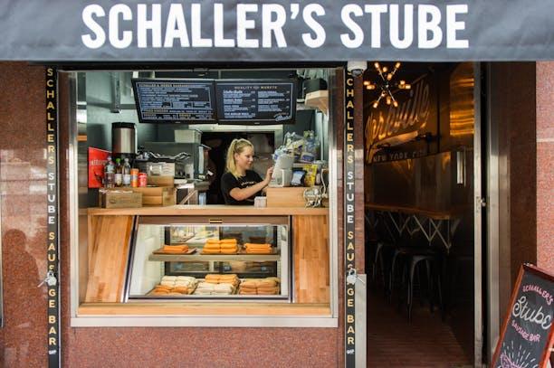 Schaller's Stube Sausage Bar