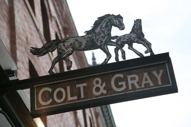 Colt & Gray