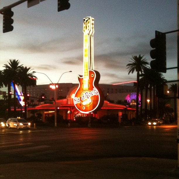 The Hard Rock Hotel & Casino