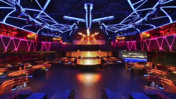 Hakkasan Las Vegas Nightclub